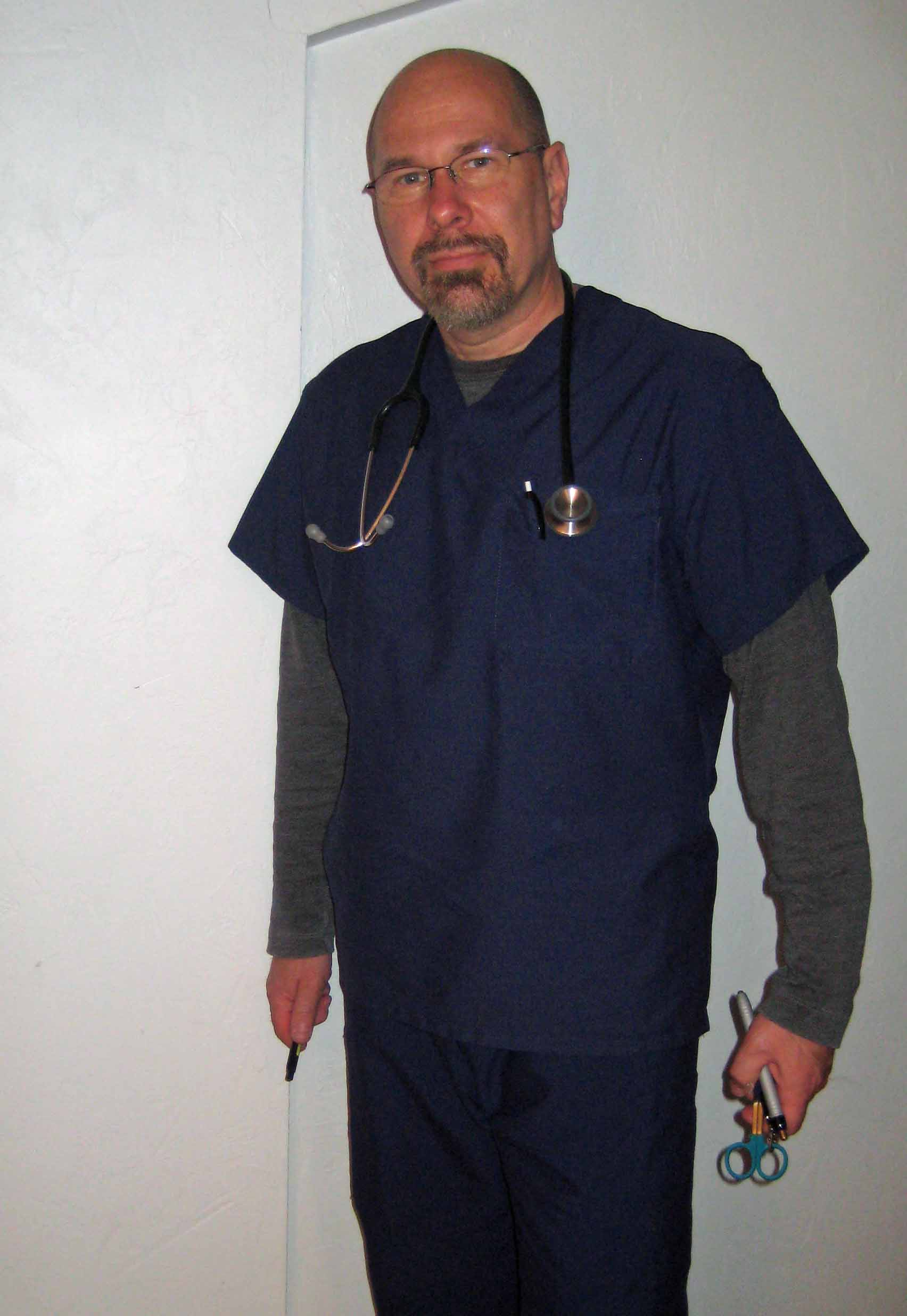 Nurse Dr                 Mark